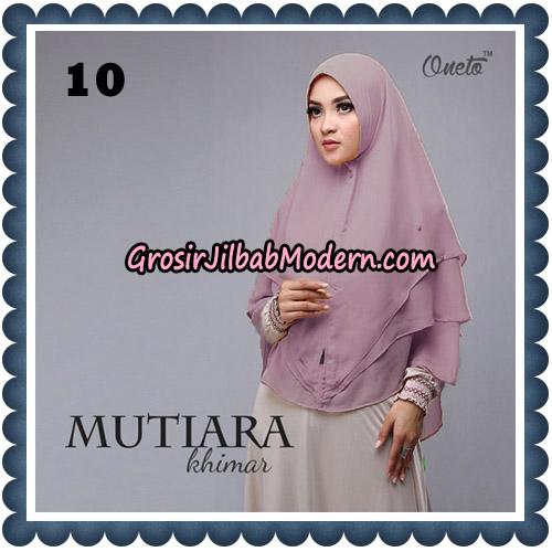 Jilbab Instant Cantik Mutiara Khimar By Ashafiq Support Oneto Hijab No 10