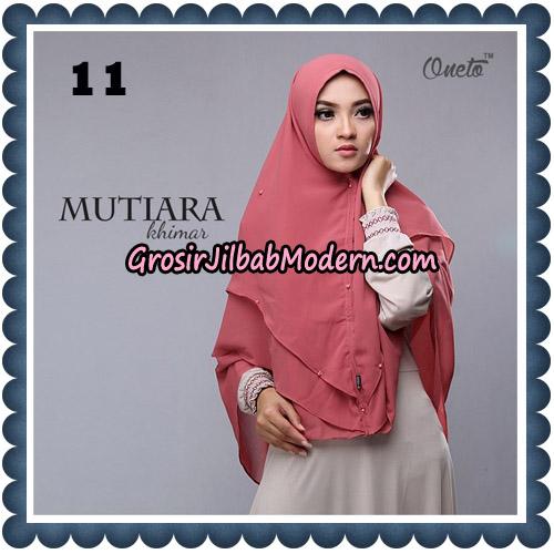 Jilbab Instant Cantik Mutiara Khimar By Ashafiq Support Oneto Hijab No 11