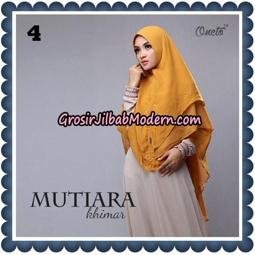 Jilbab Instant Cantik Mutiara Khimar By Ashafiq Support Oneto Hijab No 4