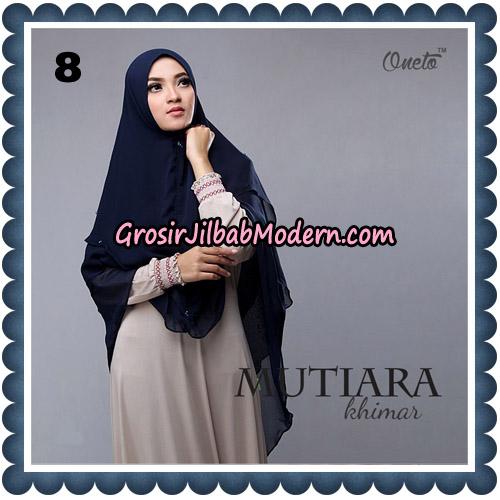 Jilbab Instant Cantik Mutiara Khimar By Ashafiq Support Oneto Hijab No 8