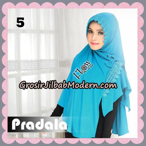 Jilbab Instant Cantik Syria Pradala Original By Flow Idea No 5