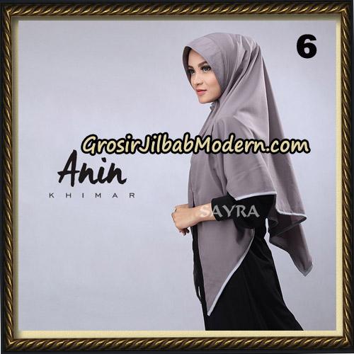 Jilbab Instant Anin Khimar Original By Sayra Hijab Brand No 6