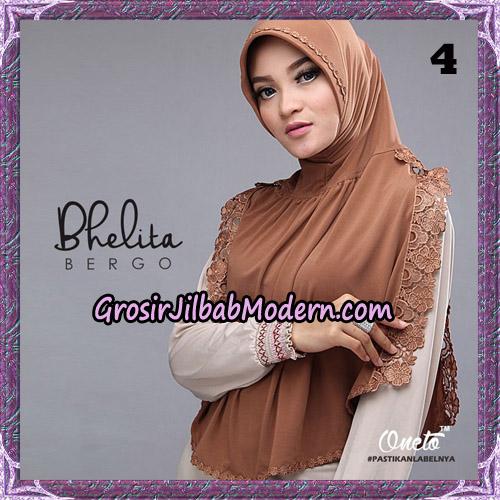 Jilbab Instant Bhelita Bergo Original By Oneto Hijab Brand No 4