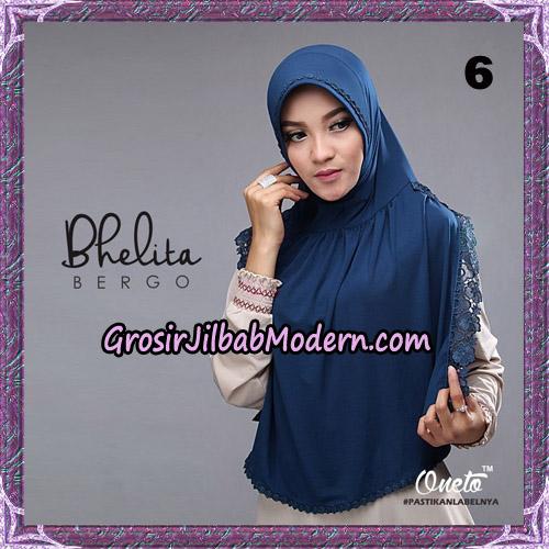 Jilbab Instant Bhelita Bergo Original By Oneto Hijab Brand No 6