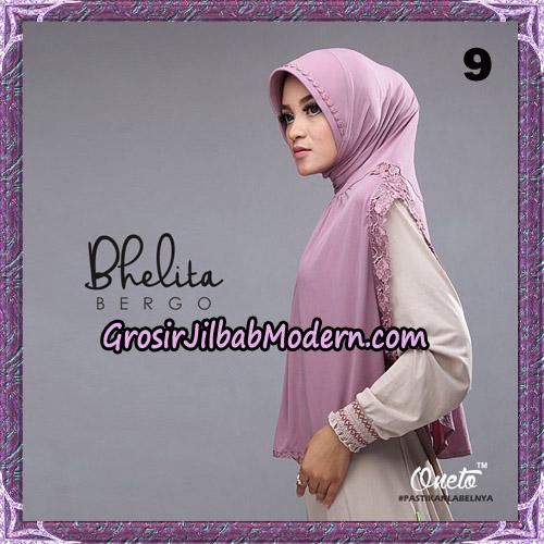 Jilbab Instant Bhelita Bergo Original By Oneto Hijab Brand No 9