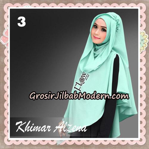 Jilbab Instant Cantik Khimar Alzena Original By Flow Idea No 3