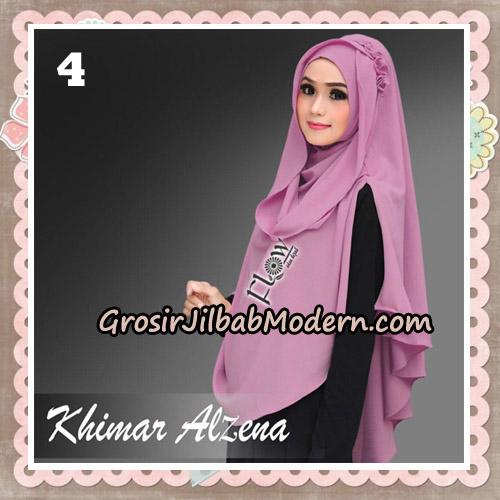 Jilbab Instant Cantik Khimar Alzena Original By Flow Idea No 4