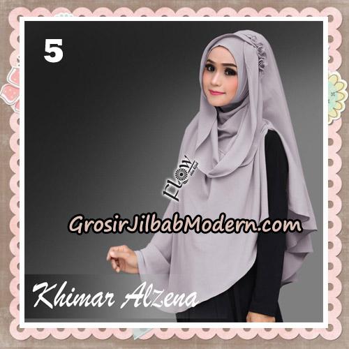 Jilbab Instant Cantik Khimar Alzena Original By Flow Idea No 5