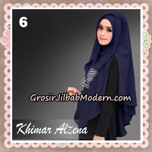 Jilbab Instant Cantik Khimar Alzena Original By Flow Idea No 6