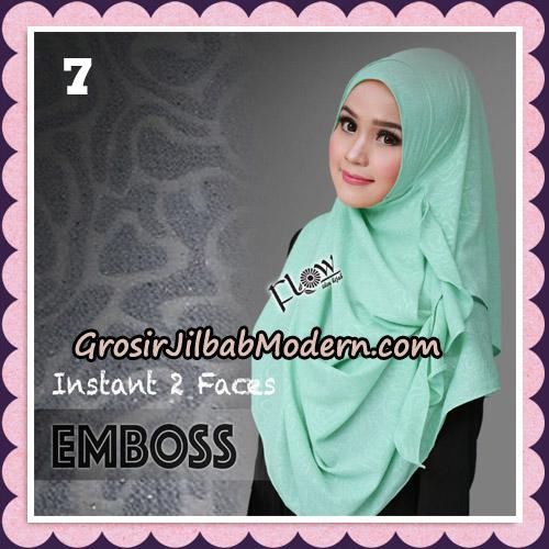 jilbab-instant-cantik-2-faces-emboss-original-by-flow-idea-no-7