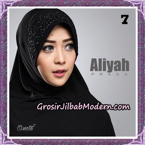 Jilbab Cantik Aliyah Prada Original By Oneto Hijab Brand No 7