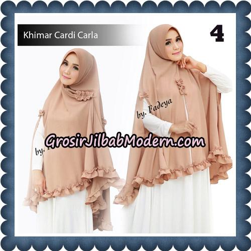 Jilbab Khimar Cardi Carla Original By Fadeya Brand No 4