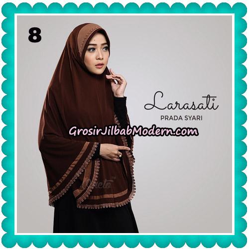 Jilbab Cantik Prada Syari Larasati Original By Oneto Hijab Brand No 8