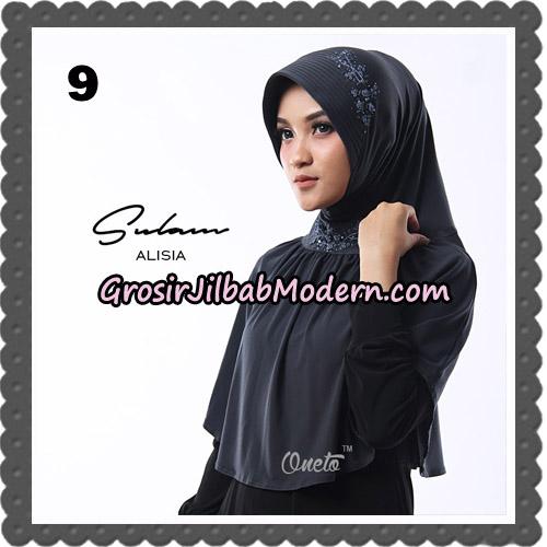 Jilbab Cantik Sulam Alisia Original By Oneto Hijab Brand No 9