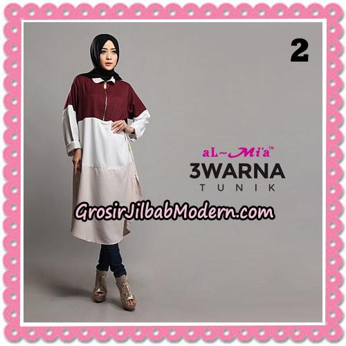 Tunik Cantik 3 Warna Original By AlMia Brand No 2
