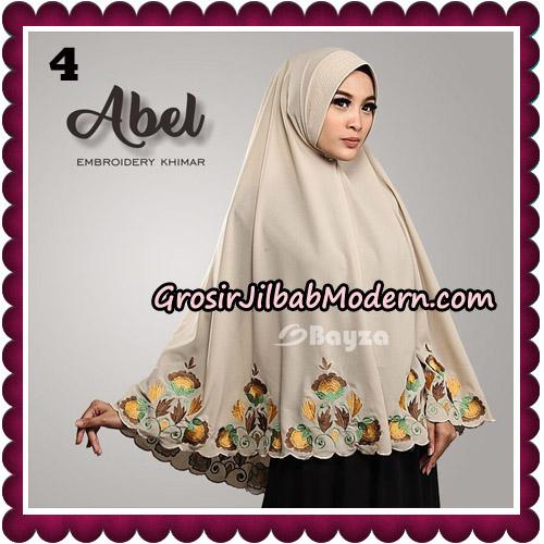Jilbab Cantik Abel Embroidery Khimar Original By Bayza Hijab Brand No 4