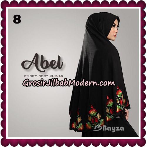 Jilbab Cantik Abel Embroidery Khimar Original By Bayza Hijab Brand No 8