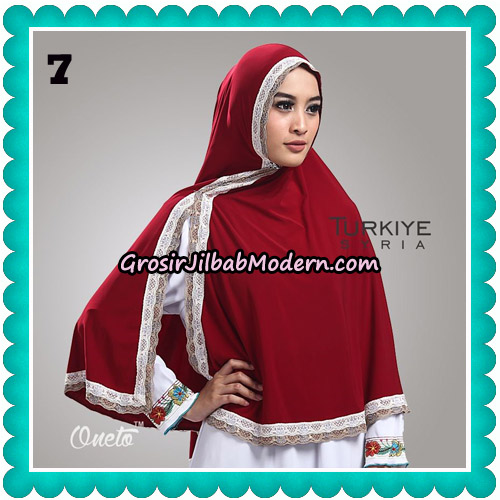 Jilbab Cantik Turkiye Syria Original By Oneto Hijab Brand No 7