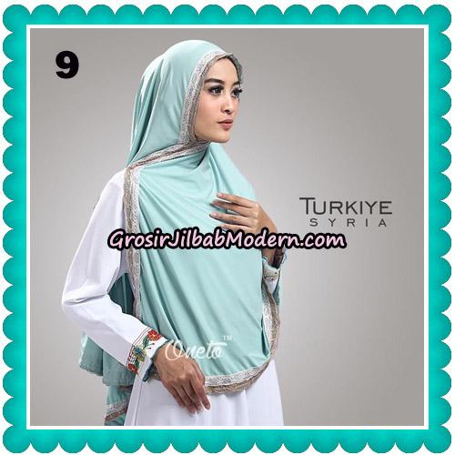 Jilbab Cantik Turkiye Syria Original By Oneto Hijab Brand No 9