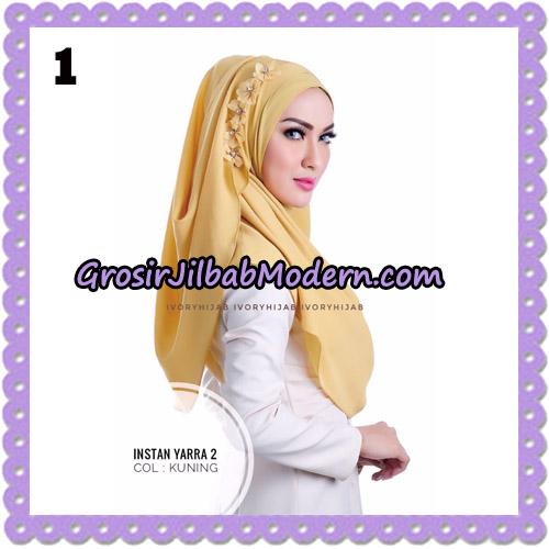 Jilbab Instant Yarra 2 Original by Ivory Hijab Brand No 1