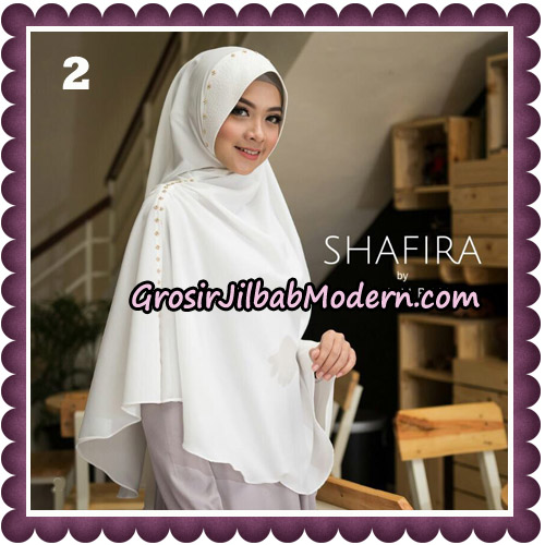 Jilbab Cantik Khimar Shafira Original by Thamrin Hijab Brand No 2