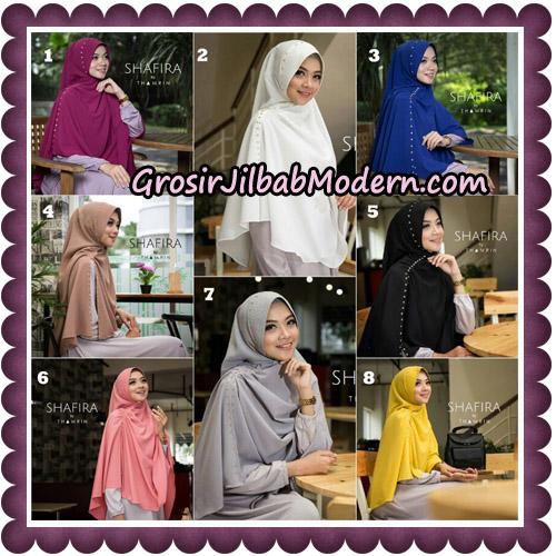 Jilbab Cantik Khimar Shafira Original by Thamrin Hijab Brand