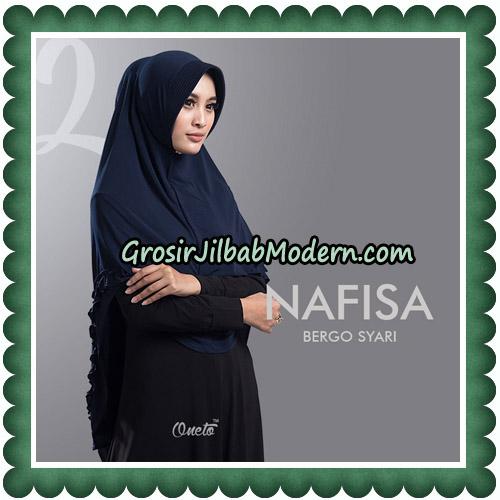 Jilbab Cantik Nafisa Bergo Syari Original By Oneto Hijab No 2