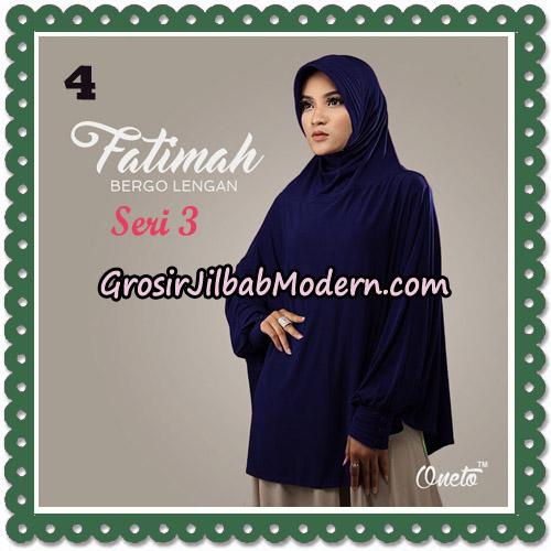 Jilbab Instant Cantik Bergo Lengan Fatimah Seri 3 Support Oneto No 4