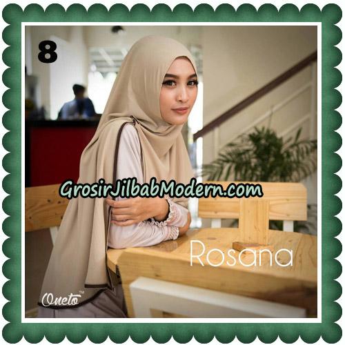Jilbab Instant Rosana Original By Oneto Hijab Brand No 8