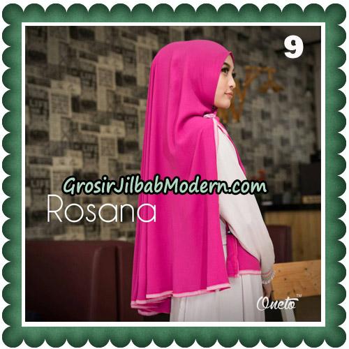 Jilbab Instant Rosana Original By Oneto Hijab Brand No 9
