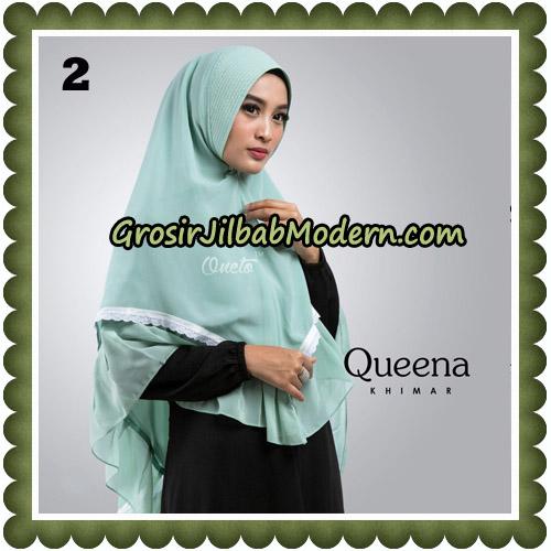 Jilbab Cantik Queena Khimar Original By Oneto Hijab Brand No 2