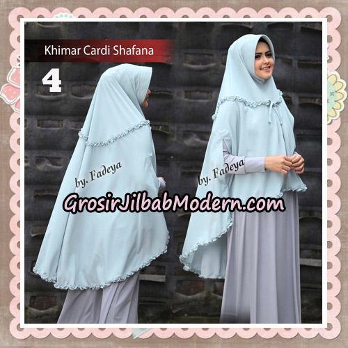 Jilbab Cantik Khimar Cardi Shafana Original By Fadeya Hijab Brand No 4