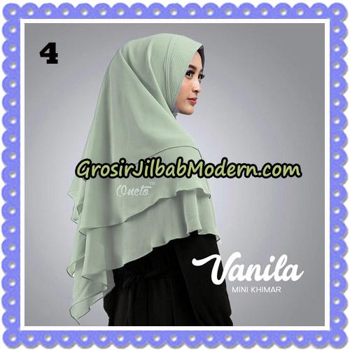 Jilbab Cantik Vanila Mini Khimar Original By Oneto Hijab Brand No 4