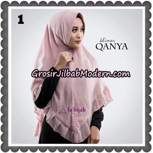 Jilbab Instant Qanya Khimar By Fa Hijab Brand No 1