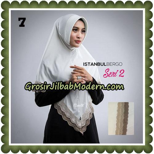 Jilbab Cantik Istanbul Bergo Original By Oneto Hijab Brand No 7