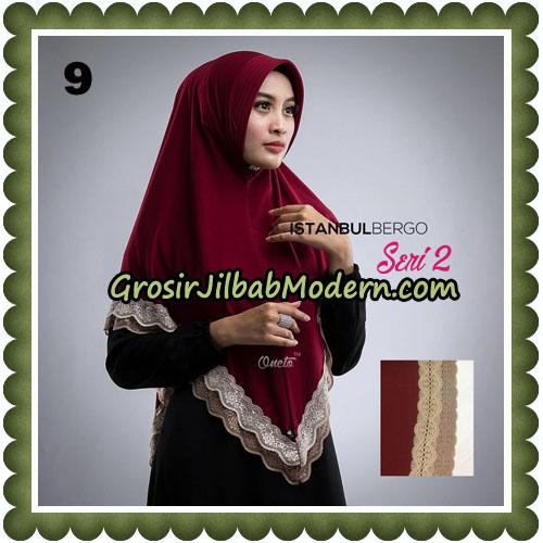 Jilbab Cantik Istanbul Bergo Original By Oneto Hijab Brand No 9