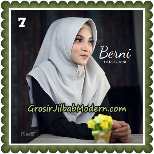 Jilbab Cantik Berni Bergo Mini Original By Oneto Hijab Brand No 7
