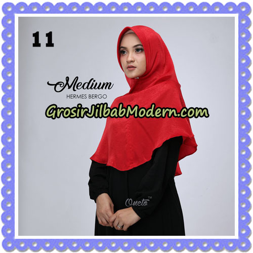 Jilbab Medium Hermes Bergo Original By Oneto Hijab Brand No 11