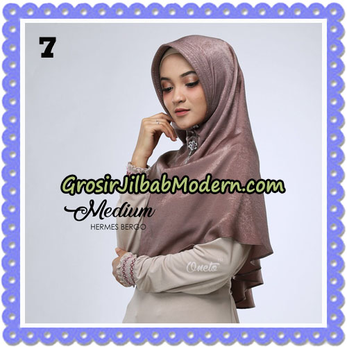 Jilbab Medium Hermes Bergo Original By Oneto Hijab Brand No 7