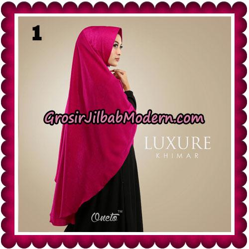 Jilbab Cantik Khimar Luxure Original By Oneto Hijab Brand No 1