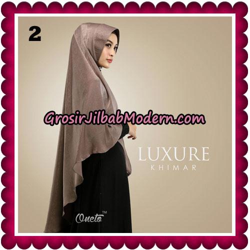 Jilbab Cantik Khimar Luxure Original By Oneto Hijab Brand No 2