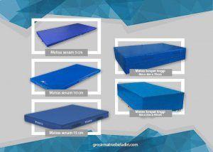 jual matras lompat tinggi harga grosir murah pabrik produsen importir