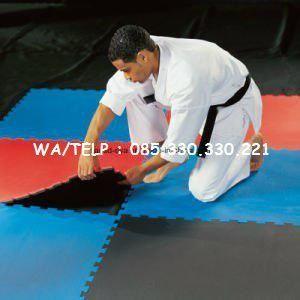 jual matras taekwondo murah reseller grosir importir produsen pabrik