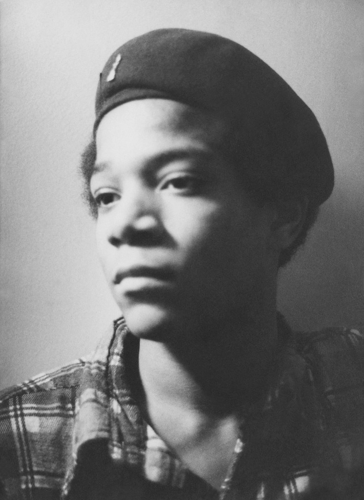 Basquiat 1976 by Al Diaz - House of Roulx