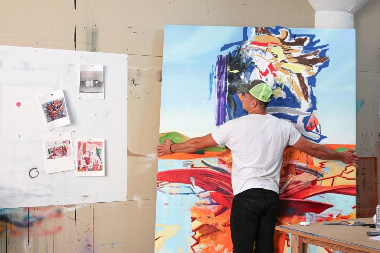 Sol Summers Studio Visit