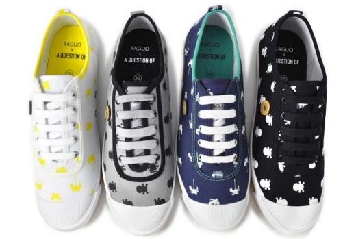 Faguo x A Question Of   Sneaker Kollabo   Foto: Faguo Shoes / A Question Of   GROSSARTIG