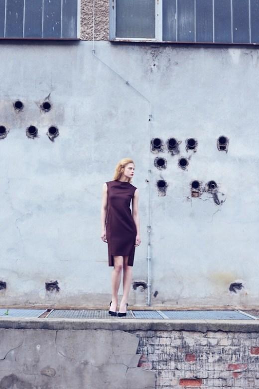 Elise Ballegeer | Frühjahr/Sommer 2013 Kollektion | Foto: Florian Wenningkamp | GROSSARTIG