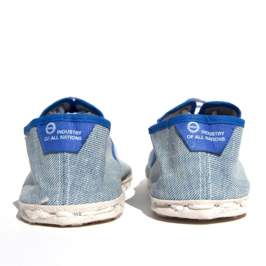 Industry of all Nations | IOAN™ | Sneaker | Espadrilles | Foto: IOAN | GROSSARTIG