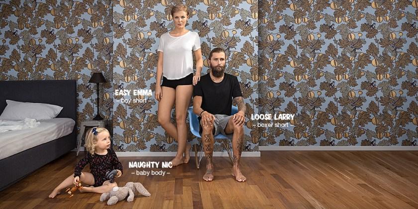 VATTER | Cotton with attitude | Unterwäsche | München | Foto:  VATTER Fashion | GROSSARTIG