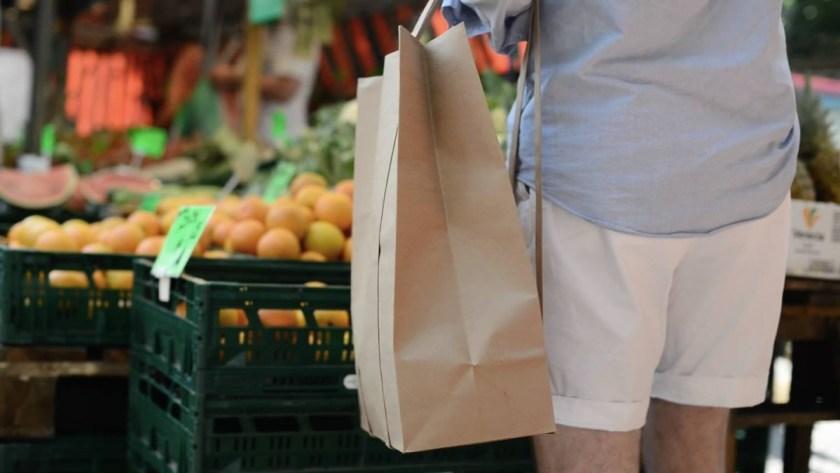 PaperJohn | Einkaufstüte aus Papier | Ogata | Foto: PaperJohn | GROSS∆RTIG